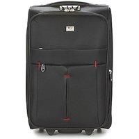 David Jones  JAVESKA 49L  women's Soft Suitcase in Black