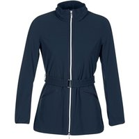 Geox  TRIDE  women's Jacket in Blue