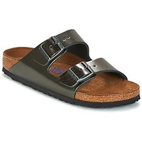 Birkenstock  ARIZONA  women's Mules / Casual Shoes in Grey