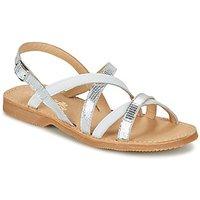 Citrouille et Compagnie  GENTOU  girls's Children's Sandals in White