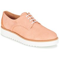 Casual Attitude  GEGE  women's Casual Shoes in Pink