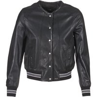 Oakwood  62298  women's Leather jacket in Black