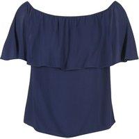 Betty London  GIVATE  women's Blouse in Blue