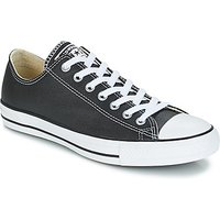 Converse  CHUCK TAYLOR CORE LEATHER OX  men's Shoes (Trainers) in Black