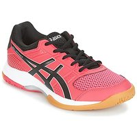 Asics Gel-rocket 8 Indoor Sports Trainers (shoes) In Pink