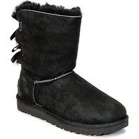 Ugg Bailey Bow Ii Mid Boots In Black