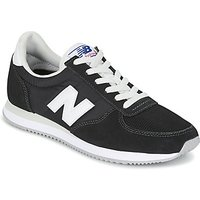 New Balance  U220  women's Shoes (Trainers) in Black