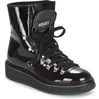Kenzo Alaska Snow Boots In Black