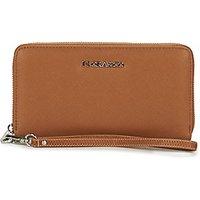 Nanucci  GIER  womens Purse wallet in Brown