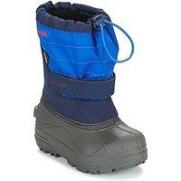 Columbia  CHILDRENS POWDERBUG PLUS II  boys's Children's Snow boots in Blue