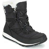 Sorel  WHITNEY SHORT LACE  womens Mid Boots in Black