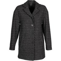 Naf Naf  AKLAPA  womens Coat in Black