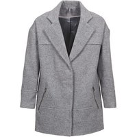 Naf Naf  ADELI  womens Coat in Grey