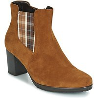 Gabor  KAPITU  women's Low Ankle Boots in Brown