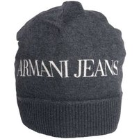 Armani jeans  U6411C2_12black  men's Beanie in Black