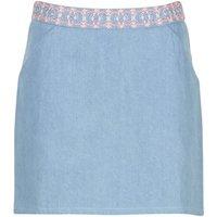 Yurban  -  women's Skirt in Blue