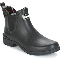 Barbour  WILTON  women's Wellington Boots in Black