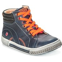 GBB  RALPH  boys's Children's Shoes (High-top Trainers) in Blue