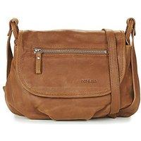 Nat et Nin  JEN  women's Shoulder Bag in Brown