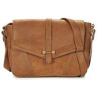 Nat et Nin  PAOLA  women's Shoulder Bag in Brown