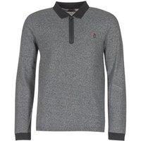 Yurban  HERDEN  men's Polo shirt in Grey