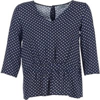 Casual Attitude  HOLA  women's Blouse in Blue