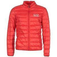 Emporio Armani EA7  TRAIN CORE ID DOWN LIGHT JKT  men's Jacket in Red