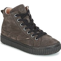 Acebo's  LONDON  girls's Children's Shoes (High-top Trainers) in Grey