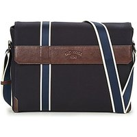 Le Tanneur  TOM  mens Messenger bag in Blue