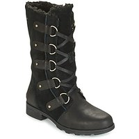 Sorel  EMELIE LACE  womens High Boots in Black