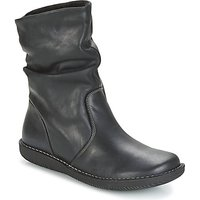 Casual Attitude  FILLY  women's Mid Boots in Black