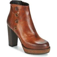 Sweet Lemon  SEDRIA  women's Low Ankle Boots in Brown