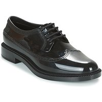 Melissa  CLASSIC BROGUE AD.  women's Casual Shoes in Black