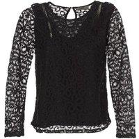 Betty London  HELO  women's Blouse in Black