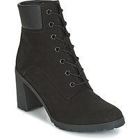 Timberland  ALLINGTON 6IN LACE UP  womens Low Ankle Boots in Black