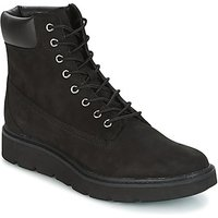 Timberland  KENNISTON 6IN LACE UP BOOT  womens Mid Boots in Black