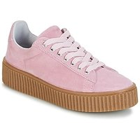 Yurban  HADIL  women's Shoes (Trainers) in Pink
