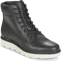 Timberland  KENNISTON 6IN LACE UP  womens Shoes (High-top Trainers) in Black