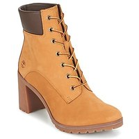 Timberland  ALLINGTON 6IN LACE UP  womens Low Ankle Boots in Brown