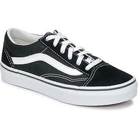 Vans  OLD SKOOL V  boys's Children's Shoes (Trainers) in Black