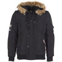 Lonsdale  JARRETH  men's Jacket in Black