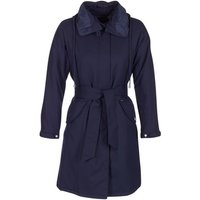 Armani jeans  MERCHA  womens Trench Coat in Blue