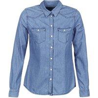 Yurban  IHEFOU  women's Shirt in Blue