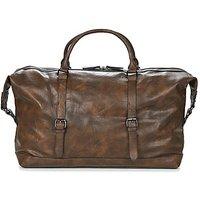 Casual Attitude  DAVITO  men's Travel bag in Brown