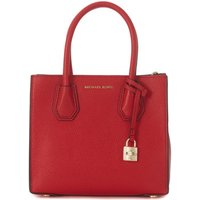 MICHAEL Michael Kors  handbag model Mercer Messenger in red tumbled leather  mens Shoulder Bag in Red
