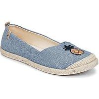 Roxy  FLORA II J SHOE CHY  women's Espadrilles / Casual Shoes in Blue