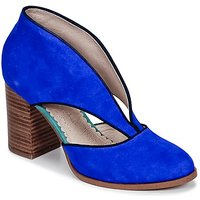 Mellow Yellow  DADYLOUNA  women's Low Ankle Boots in Blue
