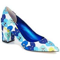 Mellow Yellow  DECHOUPINO  women's Court Shoes in Blue