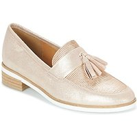 Karston  JICOLO  women's Loafers / Casual Shoes in Gold
