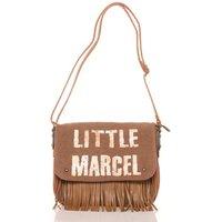 Little Marcel  Sac a Rabat Victoire Beige VI 04  womens Messenger bag in Beige